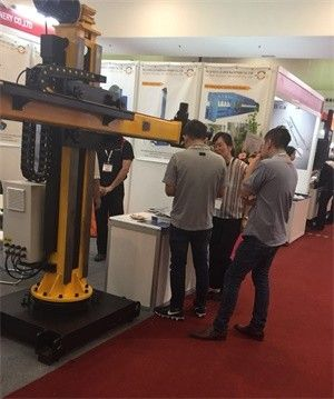 China últimas noticias sobre Metaltech 2018 en Malasia PWTC